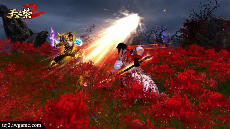 《天之禁2》开年首测将至 五大革新打响游戏狂欢趴