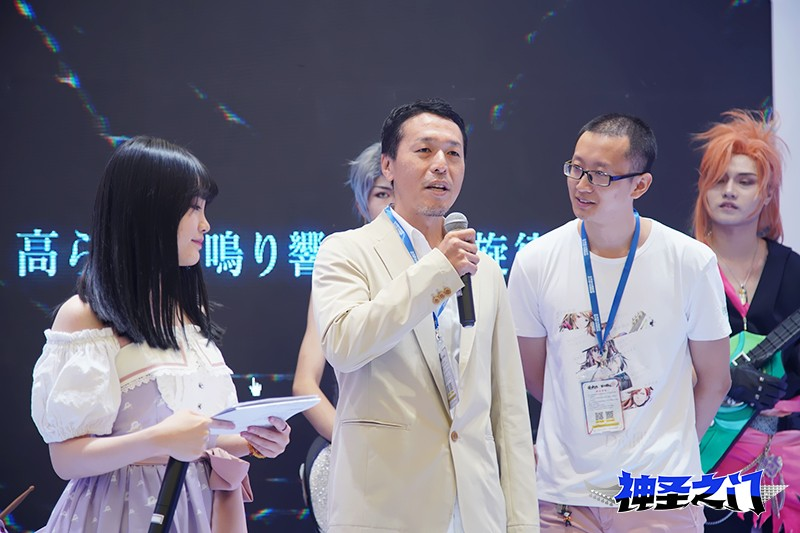 国庆漫展速报《神圣之门》登陆上海萤火虫、广州CICF!-ANICOGA