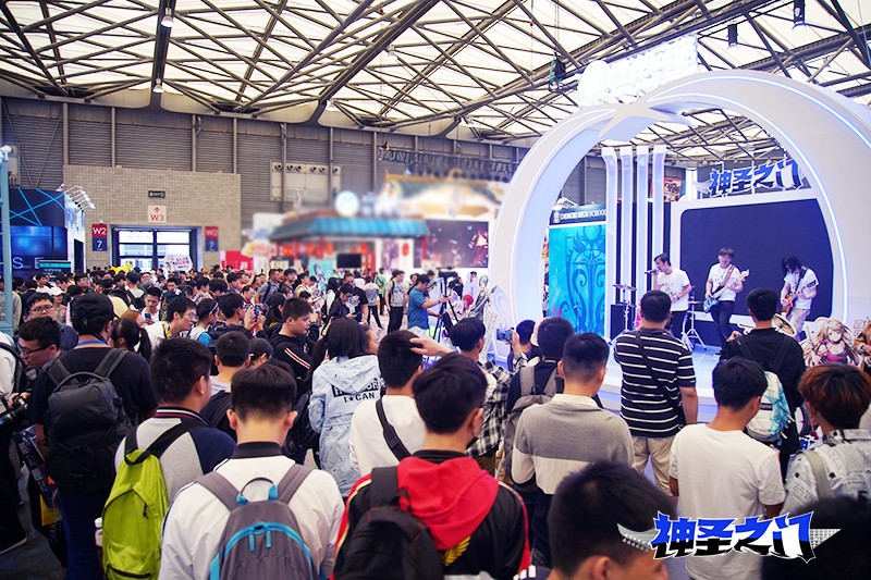 国庆漫展速报《神圣之门》登陆上海萤火虫、广州CICF!